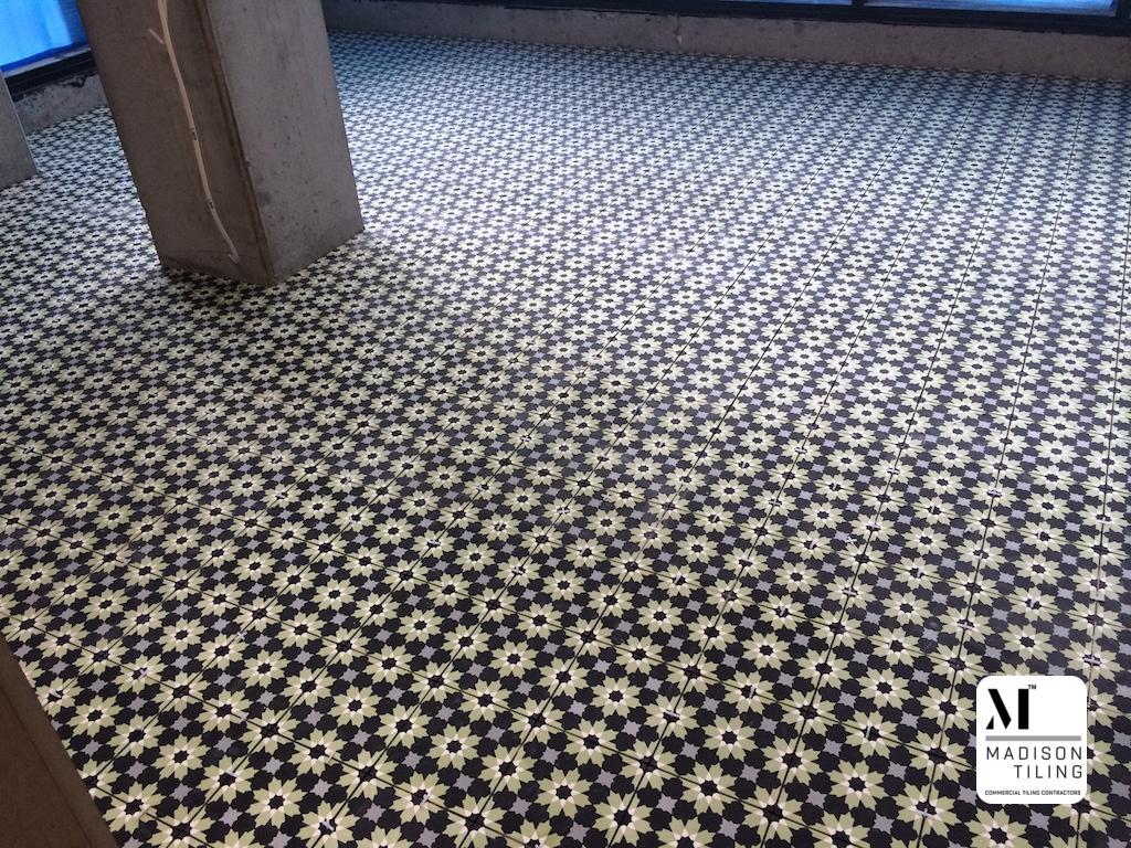 Punthill Northbank Apartments Melbourne - Madison Tiling ...